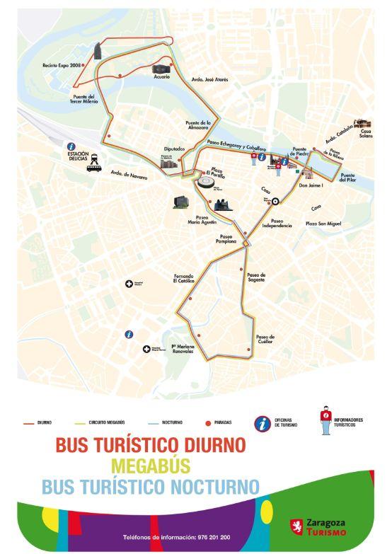 Plano Bus Turístico. 2019